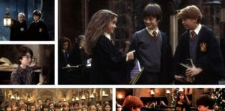 Harry Potter e La Pietra Filosofale differenze film libro