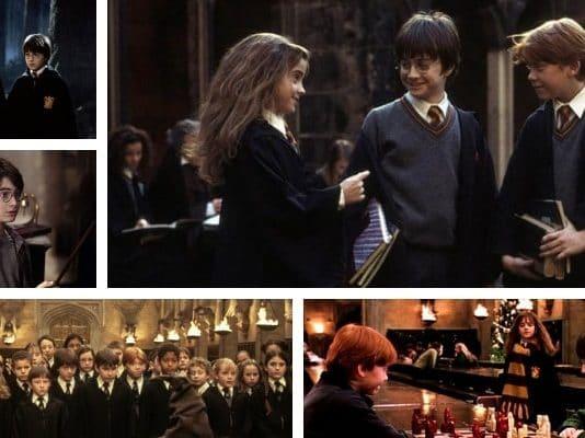 Harry Potter e La Pietra Filosofale differenze film libro
