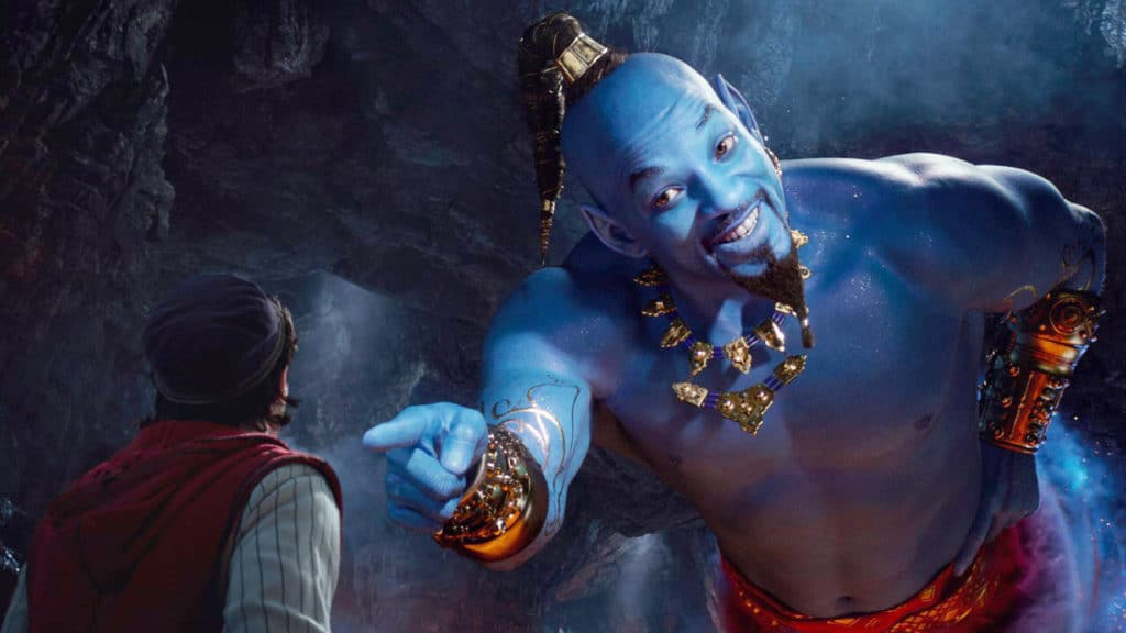 Aladdin Live Action Disney 2019