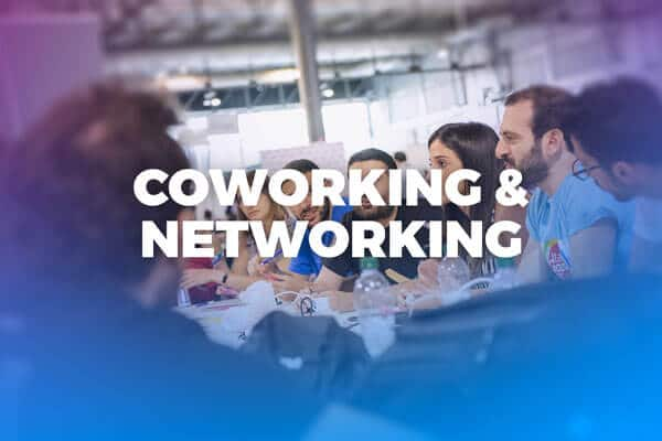 Coworking Campus Party 2019