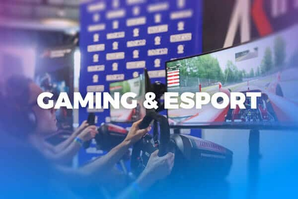 Gaming e Esport al Capus party 2019