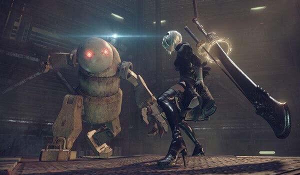 Nier Automata videogiochi fantasy per pc