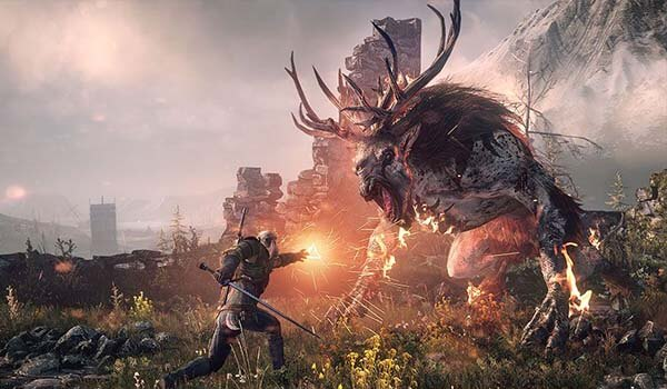 The Witcher 3 Wild Hunt Giochi fantasy PC