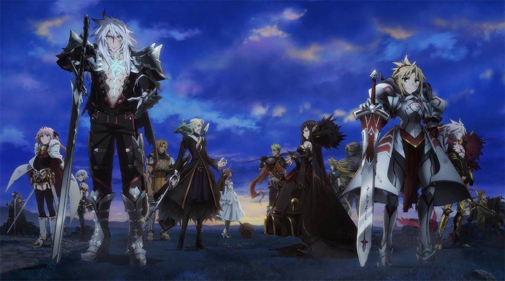 Tutti i Servant Fate/Apocrypha