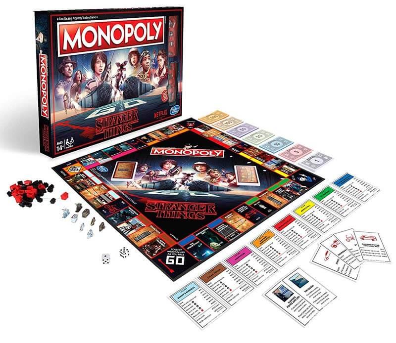 Monopoly Stranger Things