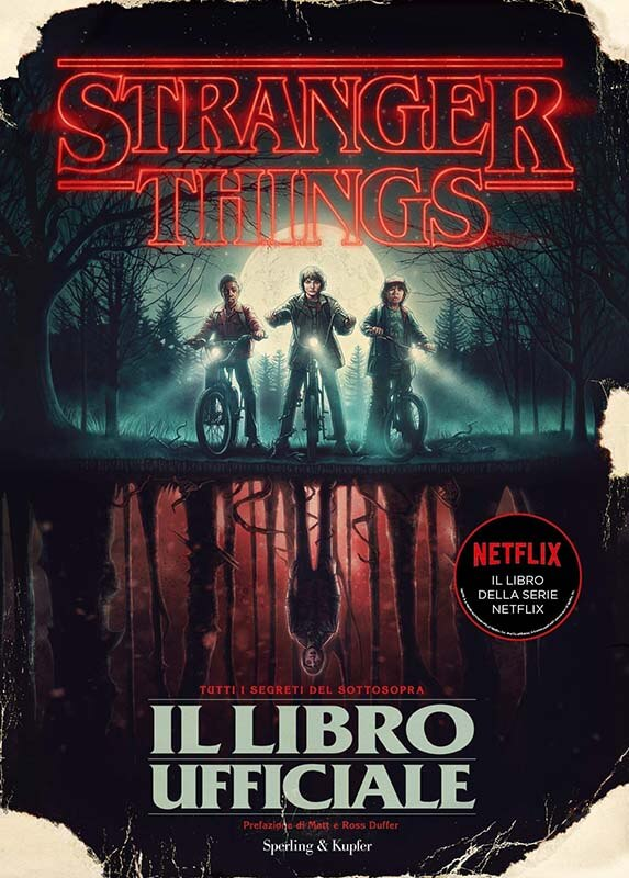 Stranger Things Il Libro Ufficiale