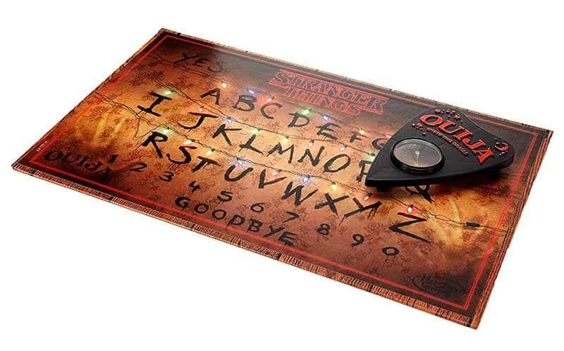 Stranger Things Tavola Ouija