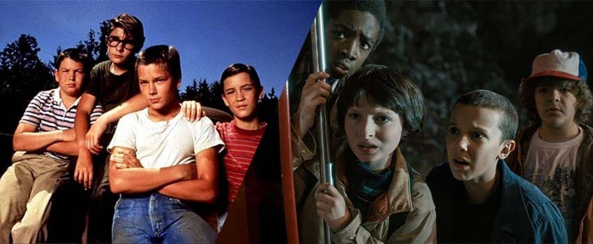 Stranger Things è Stand by me di Stephen King