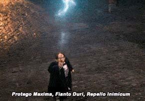 Incantesimi Harry Potter di protezione