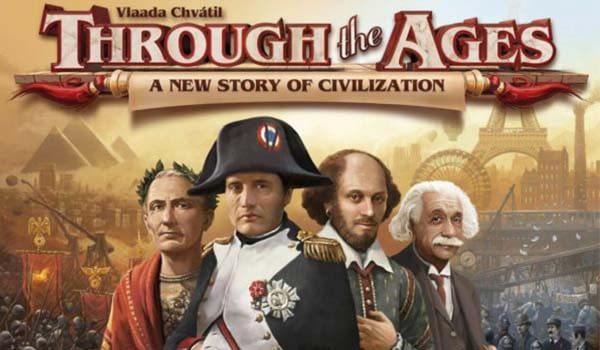 Through The Ages A new story of civilizatition