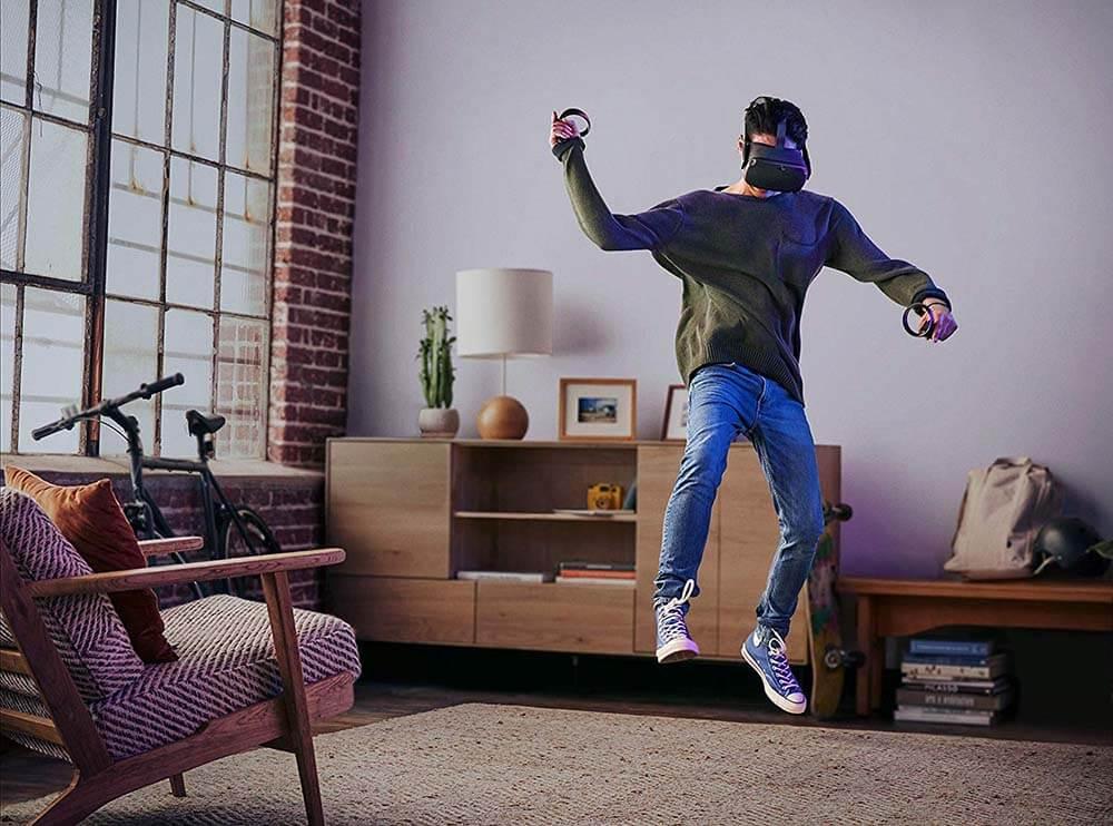 Oculus Quest esperienza