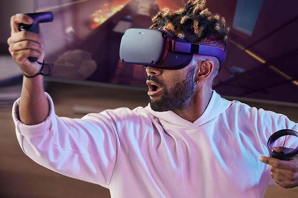 Recensione Oculus Quest