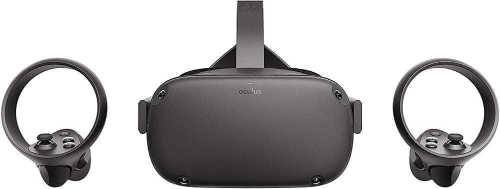 Visore Oculus Quest e controller Touch