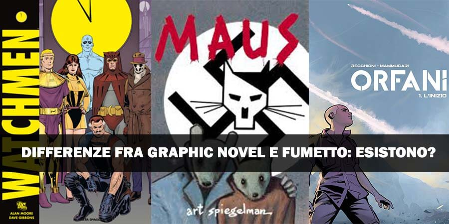 Definizione graphic novel