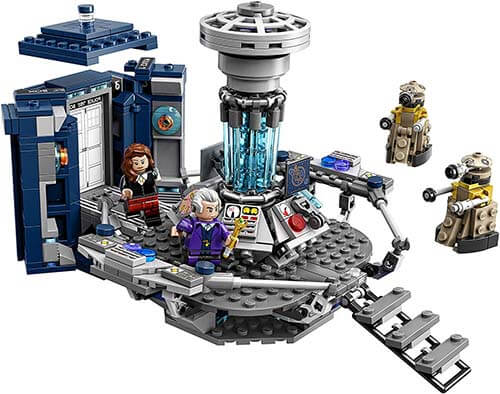 Lego Doctor Who regalo