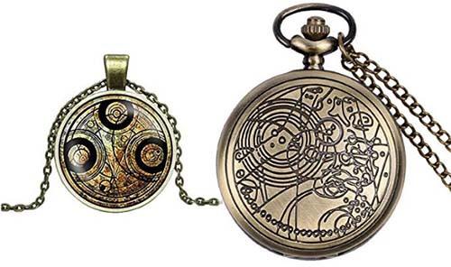 Orologio da taschino Doctor Who Gadget
