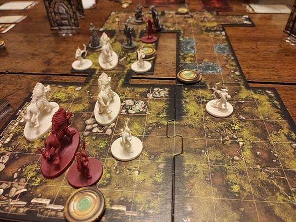 Descent gioco da tavolo
