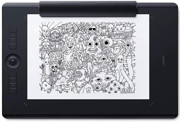 Wacom PTHP-860-S Intuos Pro Paper lavagna grafica