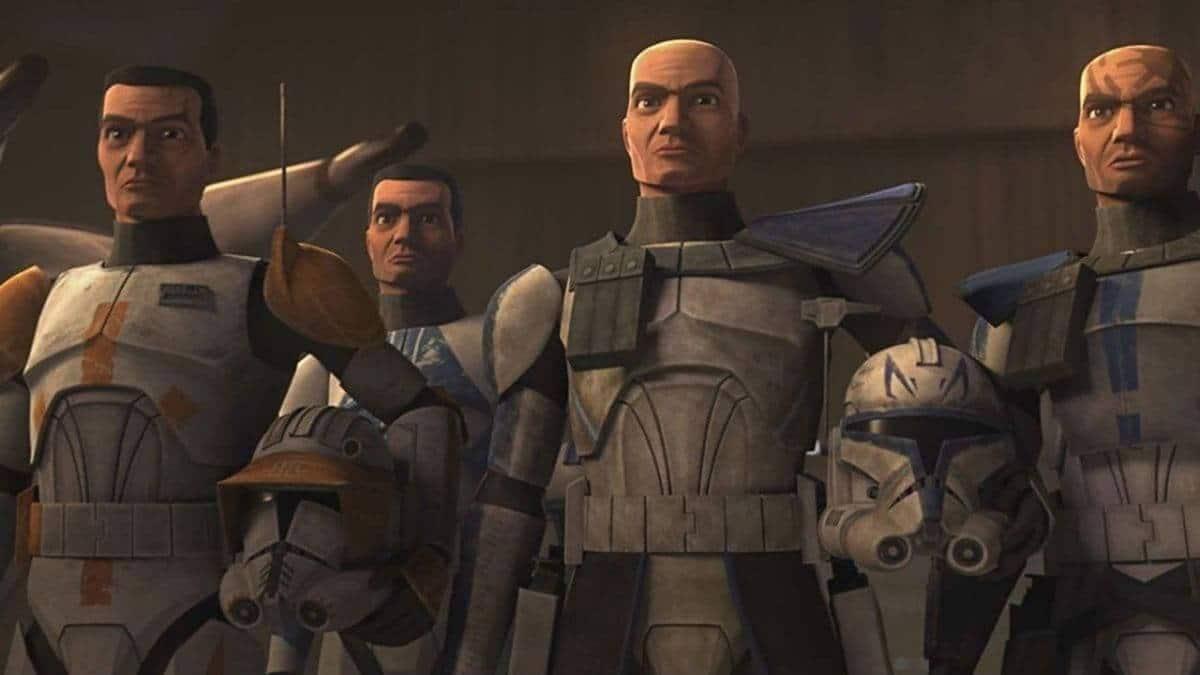 Cloni Star Wars The Clone Wars
