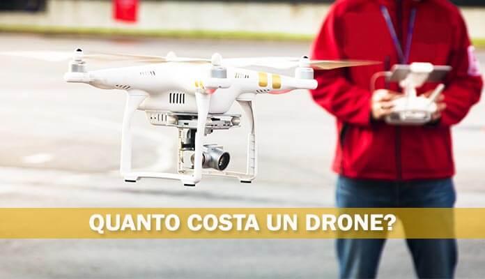 Prezzi drone