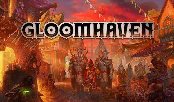 Gloomhaven miglior gioco di ruolo da tavolo