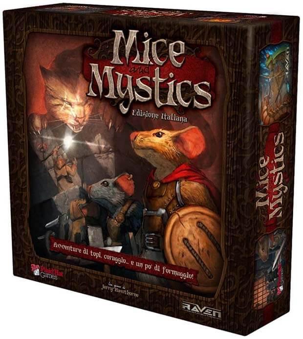 Mice and Mystics giochi di ruolo da tavolo
