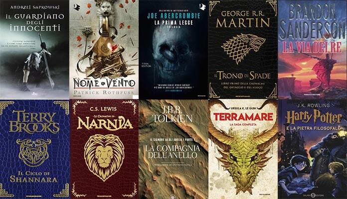Migliori libri fantasy