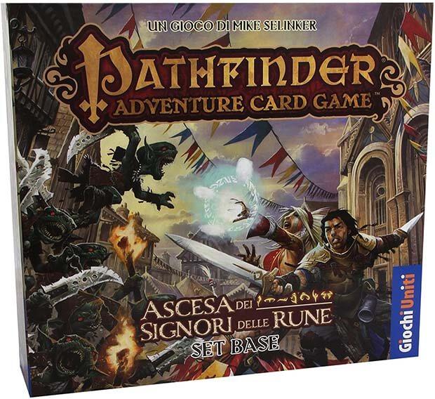 Pathfinder gioco da tavolo di ruolo