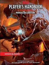 Dungeons and dragons 5.0
