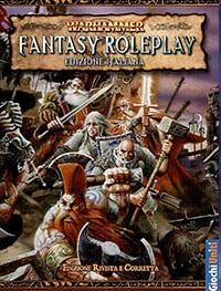 Warhammer Fantasy Roleplay gdr