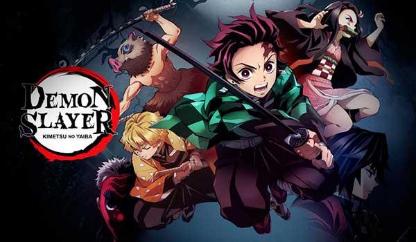 Demon Slayer - anime da guardare
