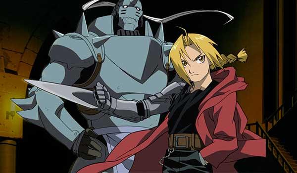 Fullmetal alchemist brotherhood - miglior anime da vedere