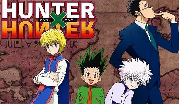 Hunter X Hunter - anime shonen da vedere