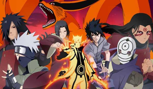 Naruto - anime belli da vedere