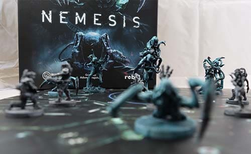 Nemesis gioco da tavolo