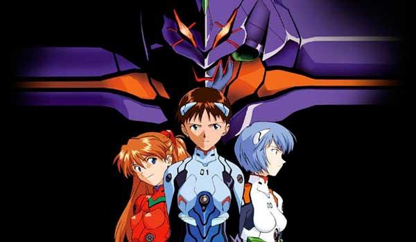 Neon Genesis Evangelion - anime consigliati