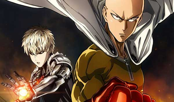 One-Punch Man - best anime