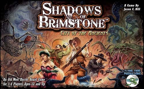 Shadows of Brimstone City of the Ancients