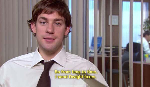 Future Dwight