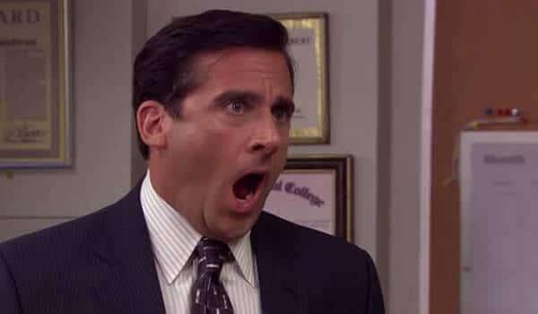 Il ritorno di Toby opening The Office
