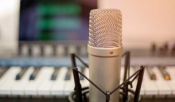 Microfono YouTube