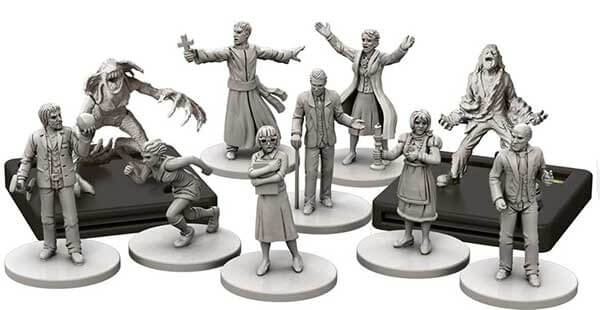 Miniature Le Case della Follia