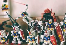 Modellini Gundam