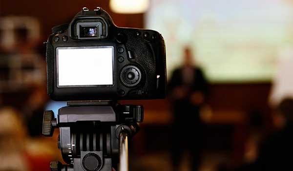 Videocamera YouTube