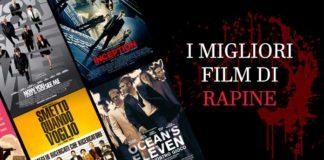 Migliori film di rapine