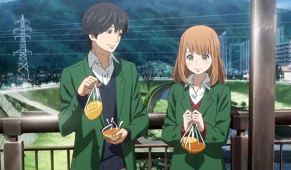 Orange - anime romantico