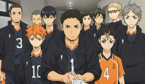 Haikyu!! anime