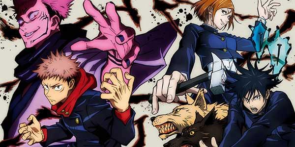 Jujutsu kaisen anime divertenti