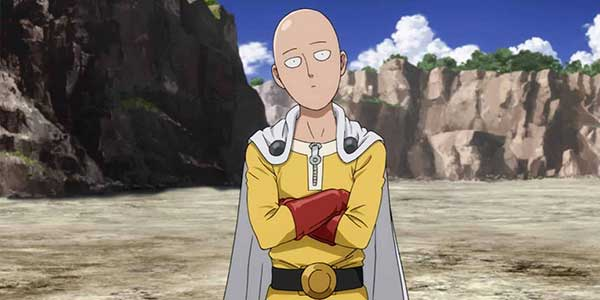 One-punch man anime