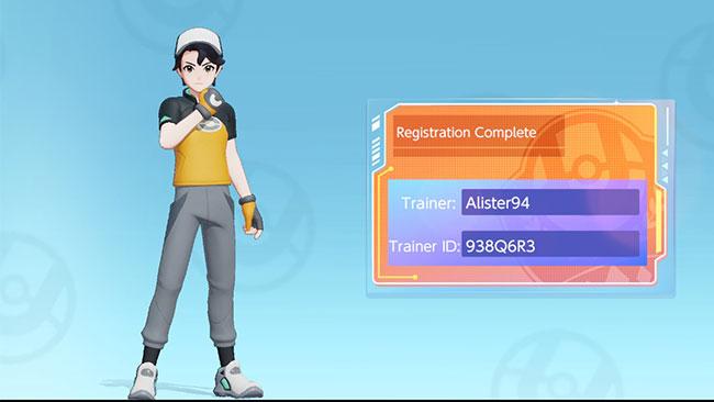 Pokemon Unite giocatore